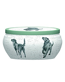Wrendale Boutique Tin Candle (labrador)