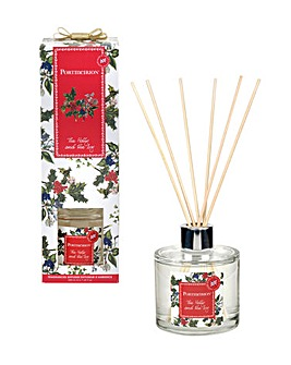 Portmeirion Holly & Ivy Reed Diffuser