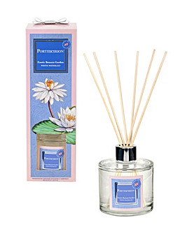 Portmeirion WhiteWaterlily Reed Diffuser