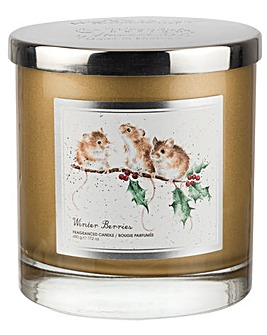Wrendale candle (Mice)