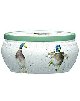 Wrendale Boutique Tin Candle (duck)