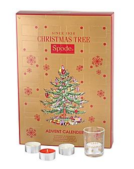 Spode Christmas Tree Avent Calendar