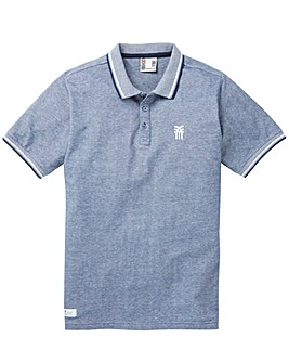 Fenchurch Birdseye Polo Long