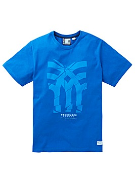 Fenchurch Shatter T-Shirt Long
