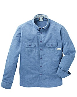 Fenchurch Stranded Shirt Reg