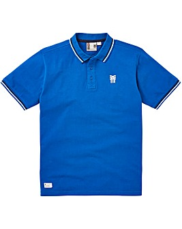 Fenchurch Blur Polo Reg