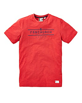 Fenchurch Clayton T-Shirt Reg