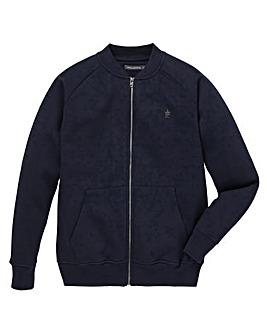 French Connection Baseball Sweatshirt