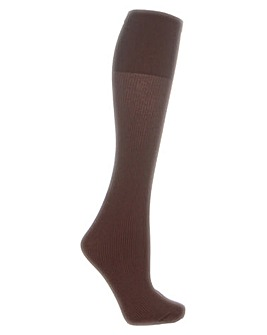 Cosyfeet Warm Rib Knee Highs