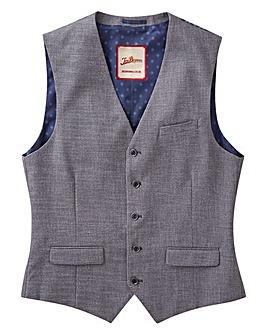 Joe Browns Grey Textured Suit Waistcoat