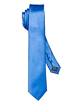Kensington Skinny Royal Plain Tie