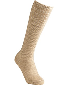 Extra Roomy Thermal Knee High Socks
