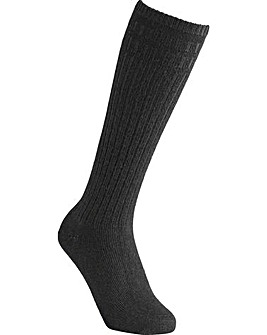 Thermal Seam-Free Knee High Socks