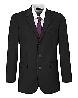 Brook Taverner Black Imola Suit Jacket R