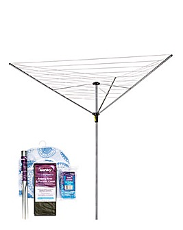 Minky Easybreeze 35m Airer & Accessories