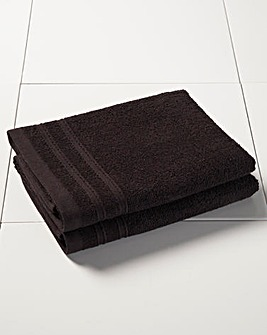 Everyday Value Towel Range - Black