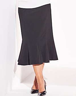 Pull-On Flippy Skirt length 29in