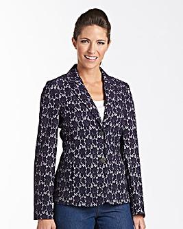 Bonded Lace Jacket