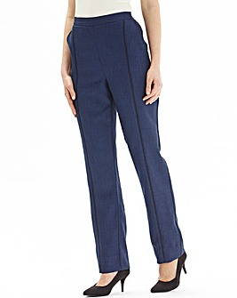 Stitch Detail Trousers L29
