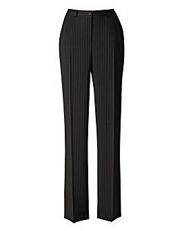 Slimma Classic Leg Stripe Trouser L30in
