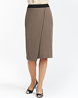 Asysmetric Skirt l35