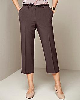 Crop Trouser Length L19in