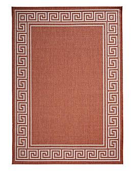 Greek Key Flatweave Rugs