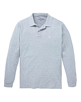 Capsule Long Sleeve Griffin Polo Long