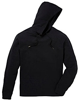 Label J Step Hem Hoody Regular