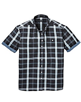Label J Pier Checked Shirt Long