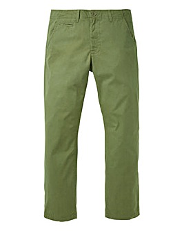 Capsule Khaki Basic Chino 33In