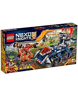 LEGO Nexo Knights Axls Tower Carrier