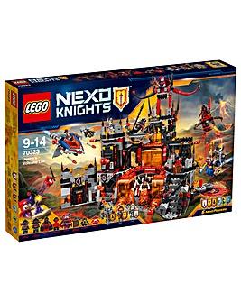 LEGO Nexo Knights Jestros Volcano Lair