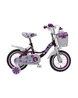 Spike 12 Inch Bike - Girl