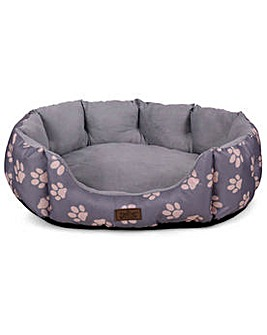 King Pets Value Medium Oval Bed