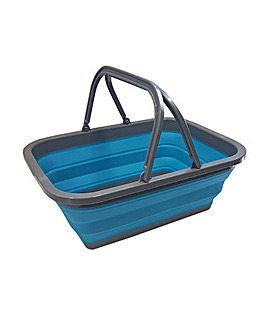 Yellowstone Foldable Basket with Handles