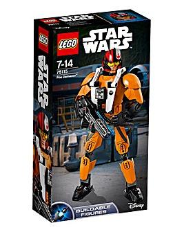 LEGO Star Wars Constraction Poe Dameron