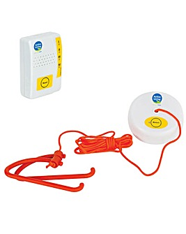 Wireless Bathroom Alarm System