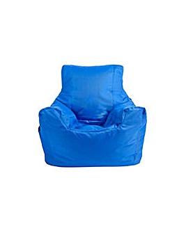 ColourMatch Blue Teenager Beanbag.