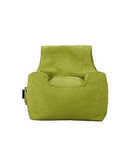 CM Large Green Teenager Beanbag.
