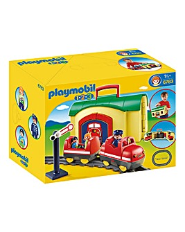 Playmobil My Take Along Train