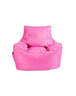 ColourMatch Pink Teenager Beanbag.