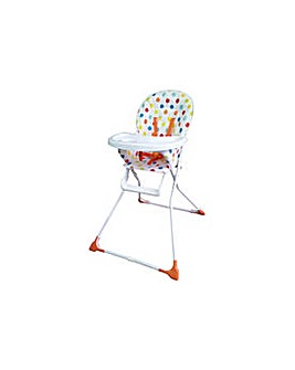 BabyStart Folding Highchair.