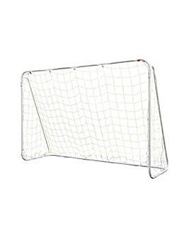Opti 6 x 4 Quick Assembly Football Goal.