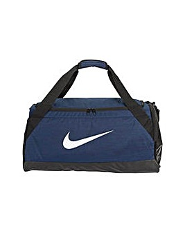 Nike Brasilia Medium Holdall - Blue.