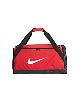 Nike Brasilia Medium Holdall - Red.
