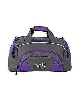 Opti Holdall - Purple.