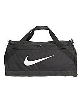 Nike Brasilia Large Holdall - Black.