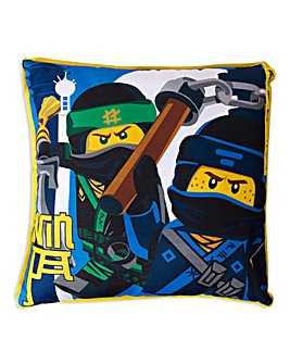 Lego Ninjano Canvas Cushion