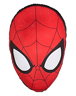 Ultimate Spiderman THWIP Shaped Cushion
